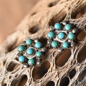 Jewelry - Turquoise & Sterling ear rings